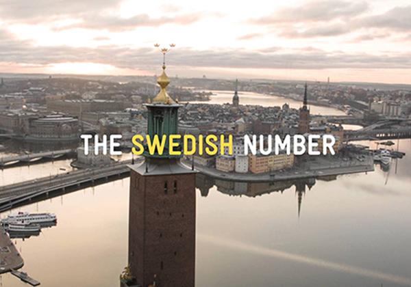 İsveçliler, The Swedish Number sayesinde bir telefon kadar yakınınızda