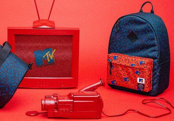 MTV temalı çantalar sizi nostaljiye boğacak