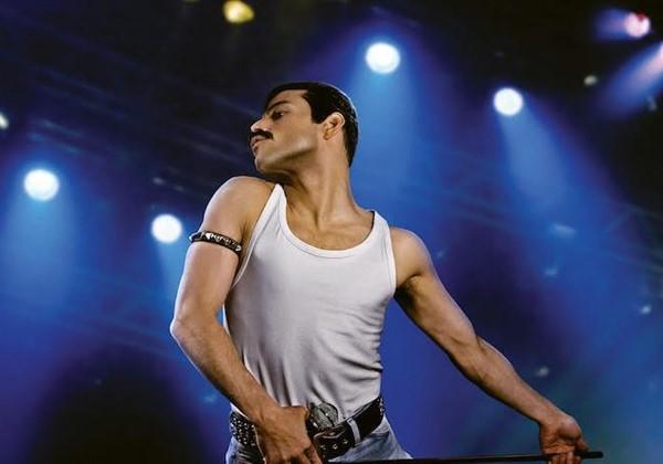 Rami Malek'in Freddie Mercury olarak ilk pozu