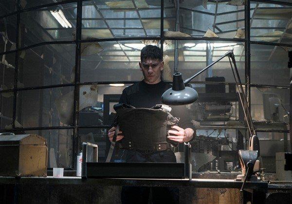 The Punisher'ın ilk fragmanı yayınlandı