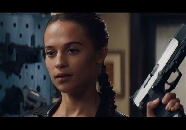 Tomb Raider'dan ilk fragman yayınlandı