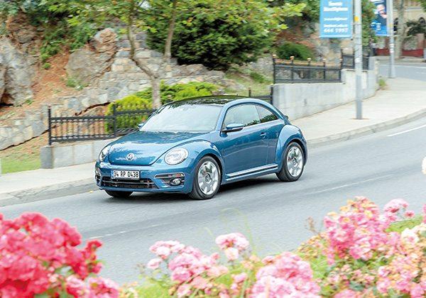 Üçüncü bahar: Volkswagen Beetle
