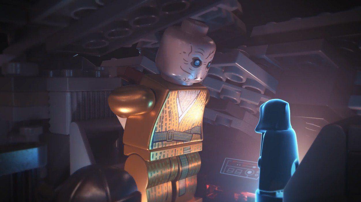 LEGO, Star Wars: Son Jedi filmini setlerine taşıdı