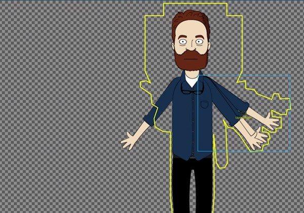 Adobe'den yeni araç: Character Animator CC