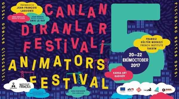 5. Uluslararası Canlandıranlar Festivali başlıyor