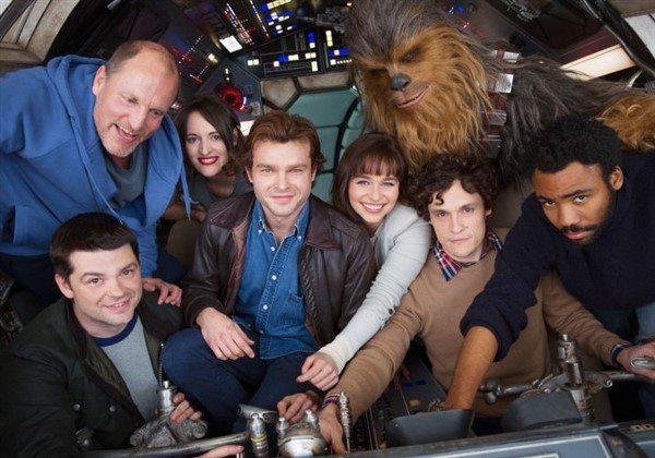 Han Solo filminin ismi açıklandı