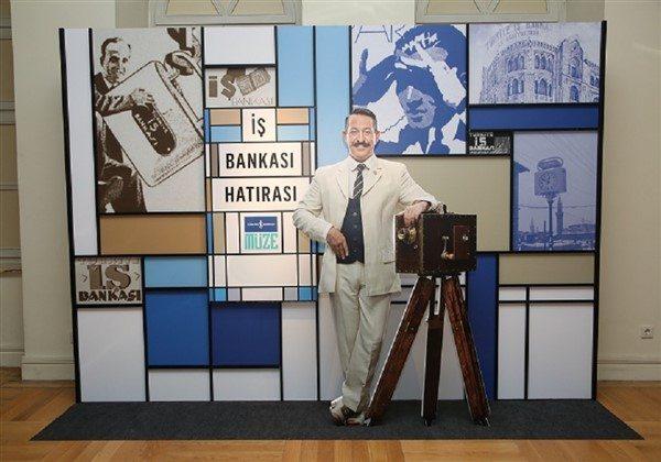 İş Bankası İftiharla Sunar sergisi 93 yıllık tarihi tanıtıyor
