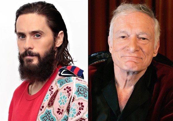 Jared Leto Playboy'un kurucusu Hugh Hefner'ı canlandıracak