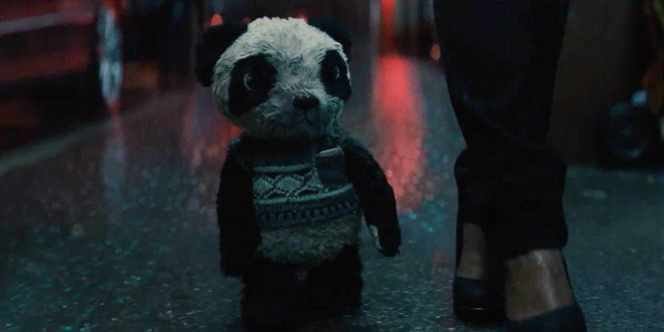 Tile, kaybolan panda yavrusunu geri getiriyor