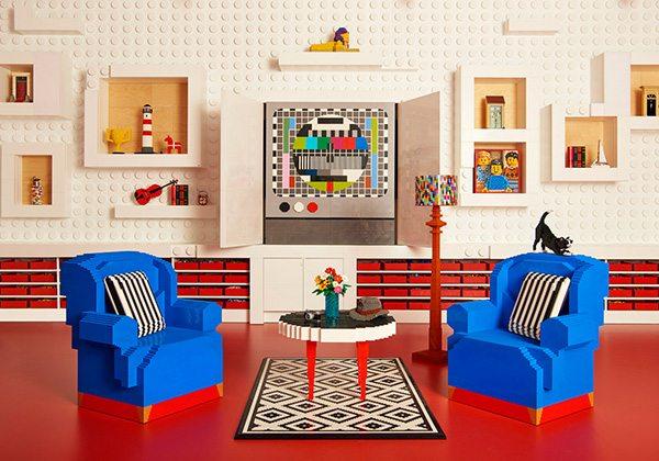 Airbnb, LEGO evinde kalma fırsatı veriyor