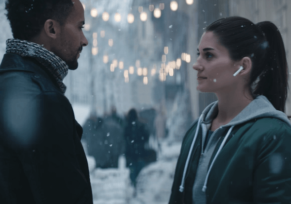Apple Noel reklamını yayınlandı