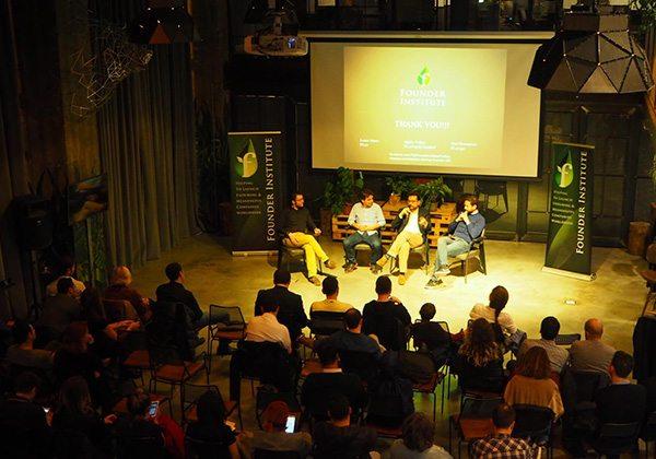 Founder Institute İstanbul'un 2018 Girişimcilik Programı başladı