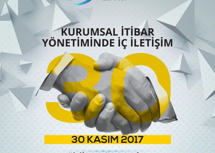 Boğaziçi Üniversitesi'nde Kurumsal İletişim ve İtibar Yönetimi Zirvesi