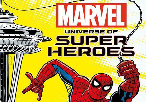 Marvel, çizgi roman tutkunlarına özel bir sergi açıyor