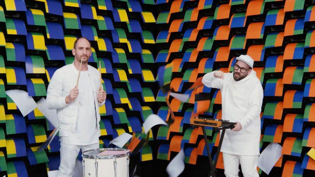 OK Go yine yaratıcı bir müzik videosuyla karşımızda