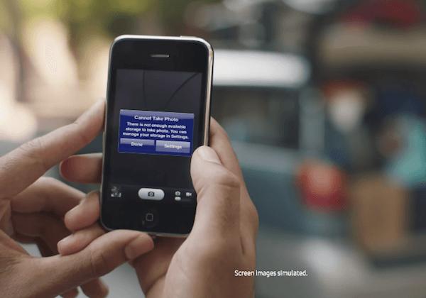 Samsung'un yeni reklamında hedef iPhone