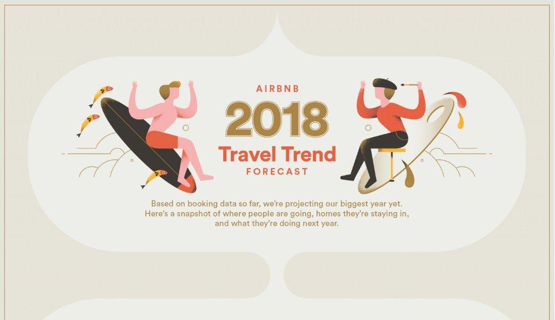 Airbnb, 2018'de gidilecek yerlerin listesini çıkardı