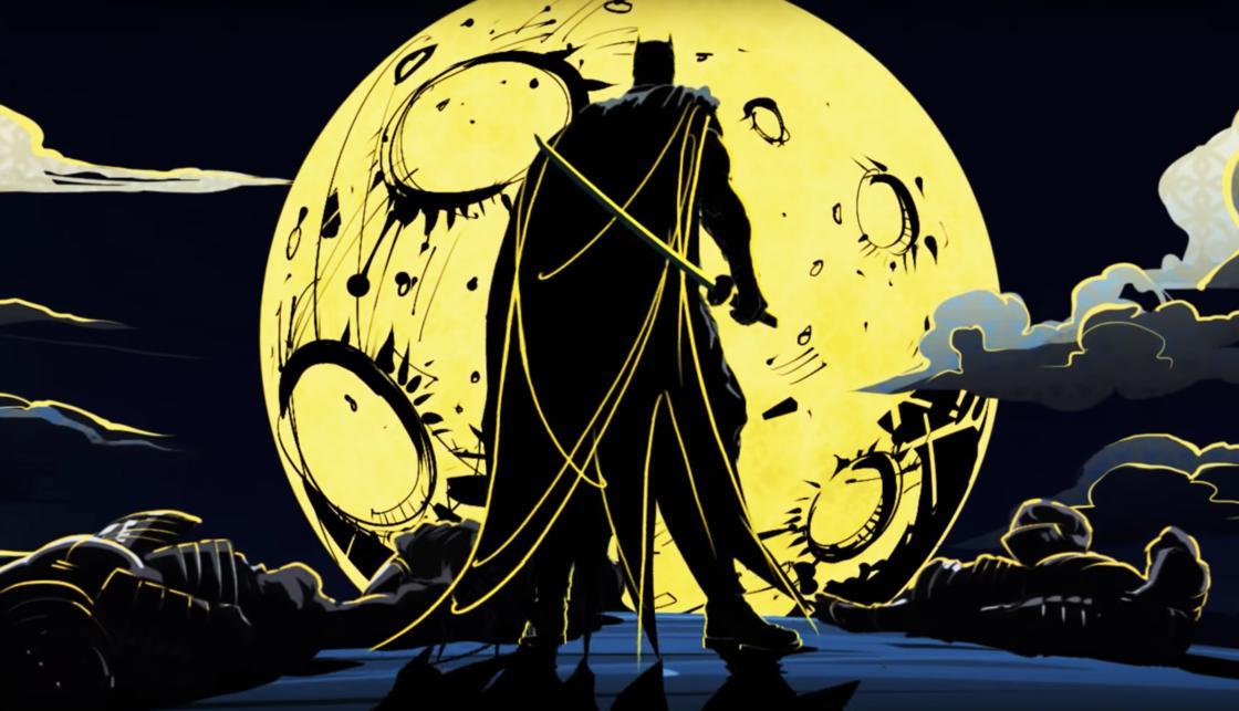 Batman ninja oluyor, Gotham'ı terk edip Japonya'ya yerleşiyor