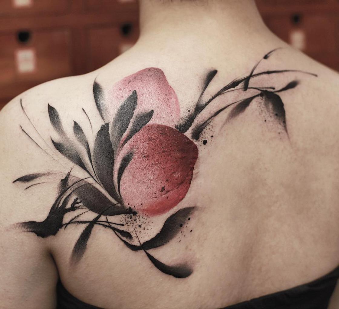 Çinli dövme sanatçısından şahane çalışmalar