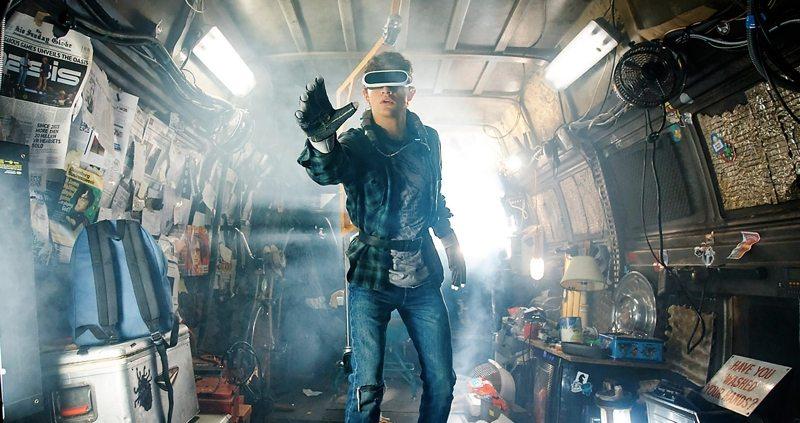 Steven Spielberg'ün Ready Player One filminden fragman geldi