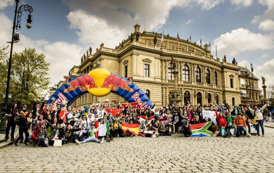 Red Bull Can You Make It, öğrencileri Avrupa'ya kanatlandırıyor