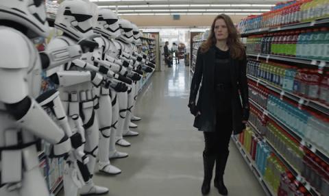 Star Wars çıkartmaları Google ile hareketlendi