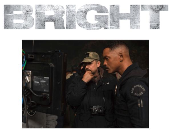 Will Smith'li Bright filminden yeni video