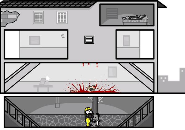 Breaking Bad bir dakikalık animasyona çevrildi