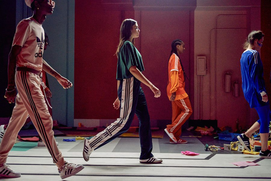 adidas Originals, ilham vermeye devam ediyor