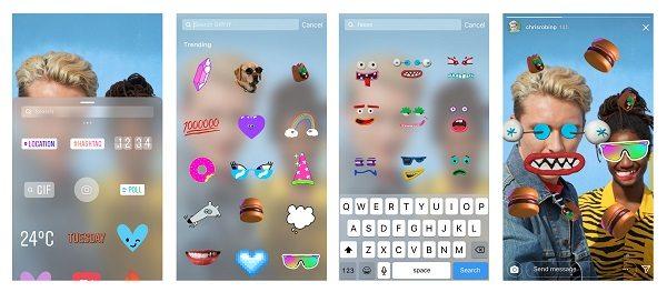 Instagram, GIF özelliğiyle hareketleniyor