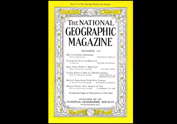 National Geographic'in kapaklarının 130 yıllık evrimi