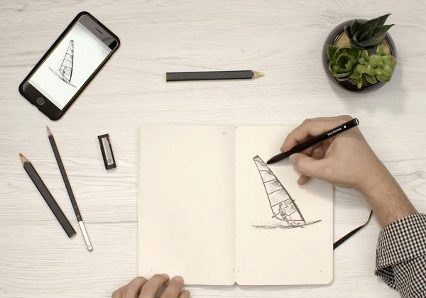 Çizim ve yazılarınızı kaydeden kalem