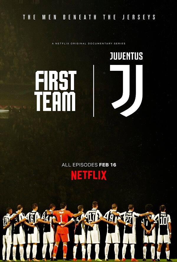 İlk Takım: Juventus belgeselinin fragmanı yayınlandı