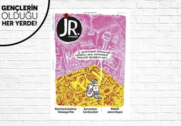 JR. Şubat 2018 sayısı çıktı!