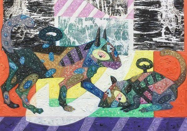 Onay Akbaş'ın sergisi İş Sanat Kibele Galerisi'nde