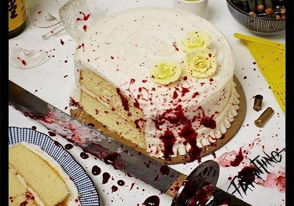 Ünlü yönetmenler doğum günü pastası yaparsa