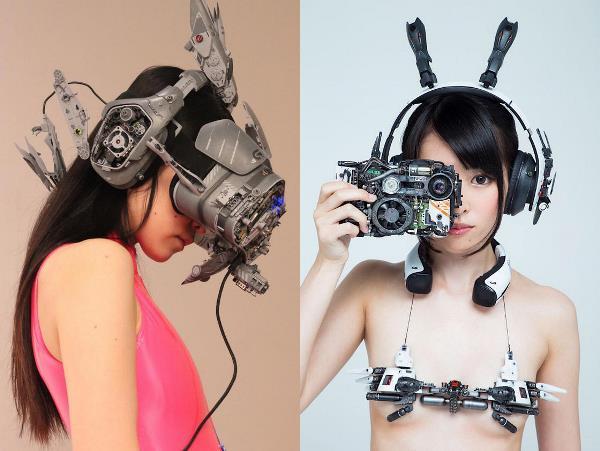 Cyberpunk'a bir adım daha yakın