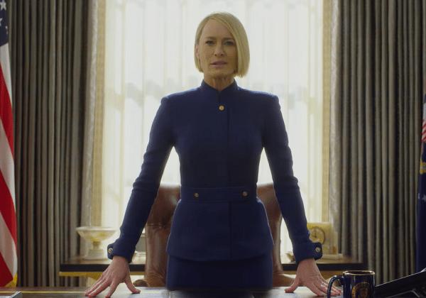 House of Cards'ın final sezonundan fragman