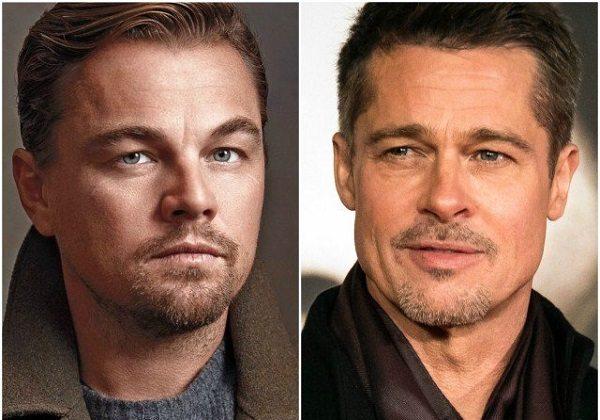 Leonardo DiCaprio ve Brad Pitt, Tarantino'nun filminde