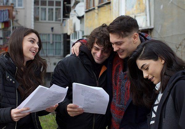 Netflix'in ilk Türk orijinal dizisinin çekimleri başladı
