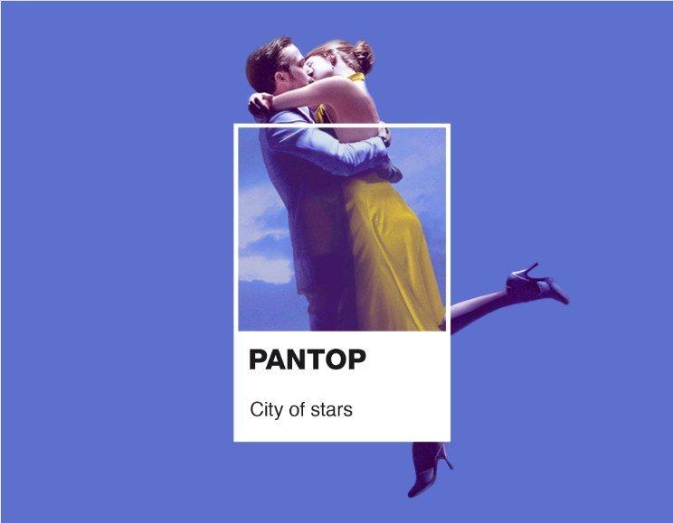 Pantone renkleri popüler kültürle birleşti