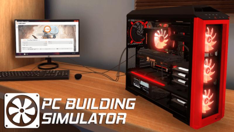 Bilgisayar toplamak artık daha kolay: PC Building Simulator
