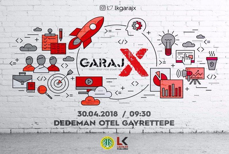 İstanbul Üniversite'sinden girişimcilik etkinliği: GarajX