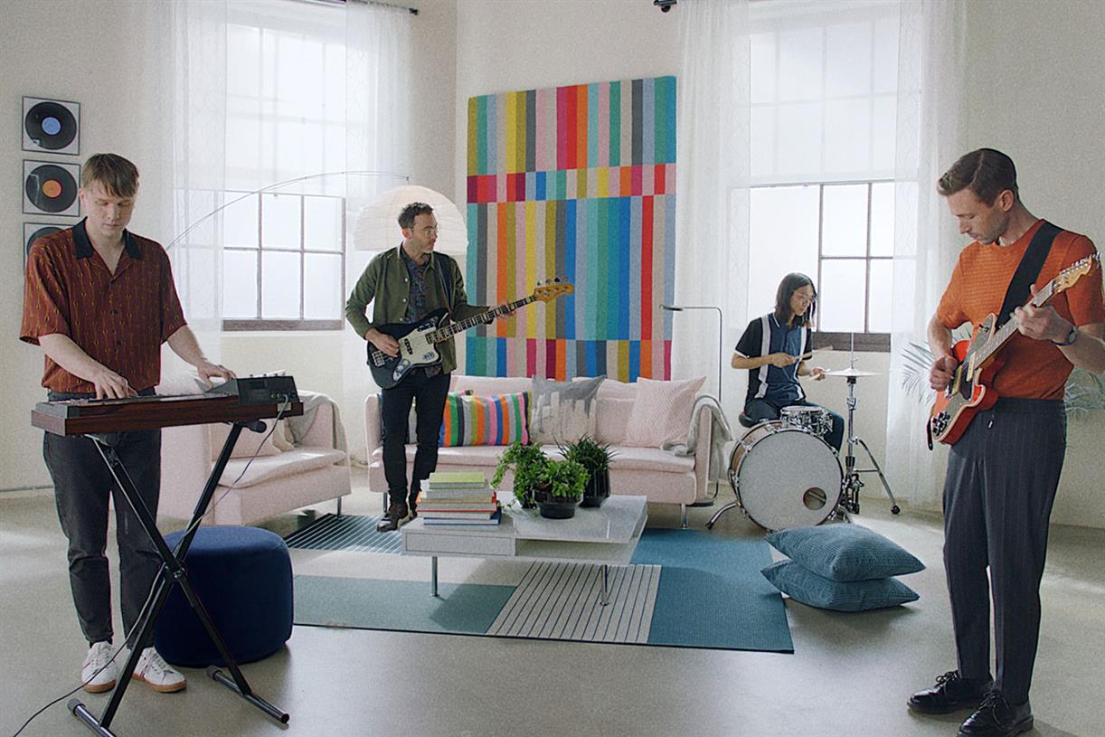 Ikea'nın yeni reklamında Indie tınıları