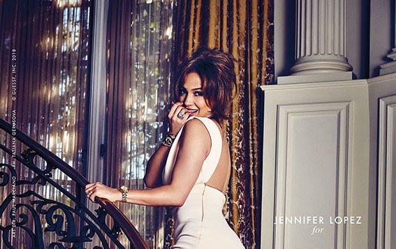 Gc saatlerinin yeni marka yüzü Jennifer Lopez