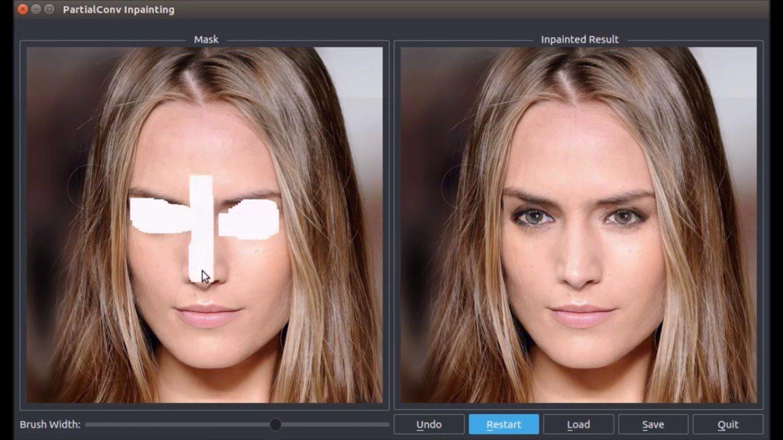 Nvidia'nın 'içerik bilinçli' AI'ı fotoğraf düzeltiyor