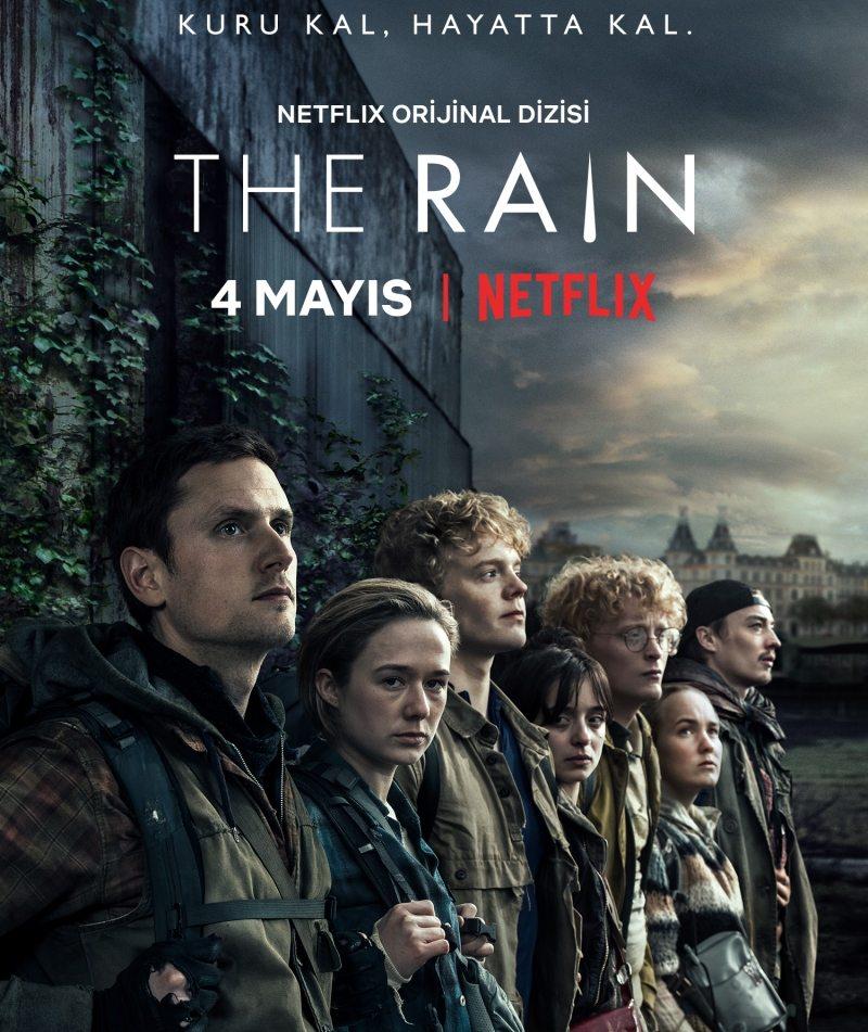 Netflix'in yeni dizisi The Rain gösterime giriyor