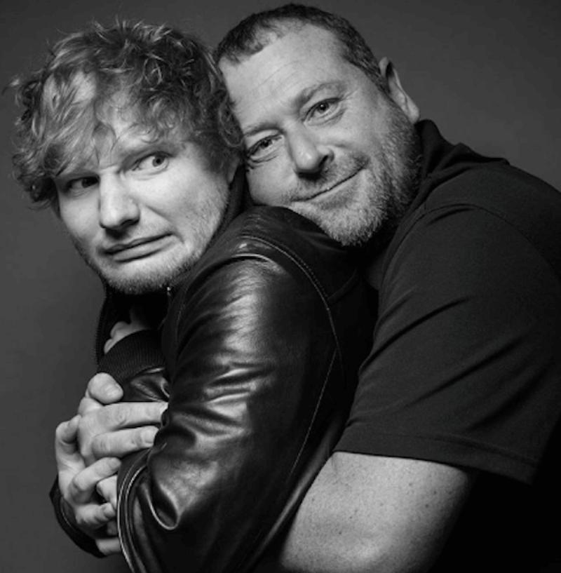 Ed Sheeran'ın koruması fenomen olma yolunda