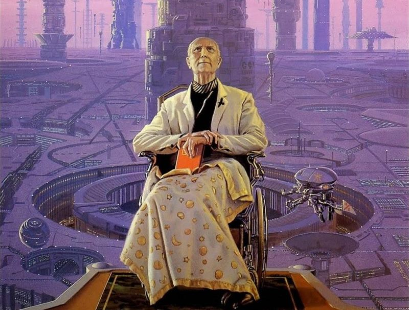 Asimov'un Foundation serisi dizi oluyor
