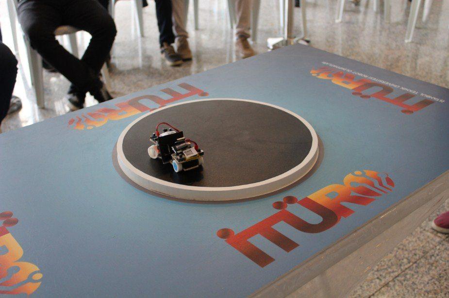 İTÜ Robot Olimpiyatları yine başlıyor